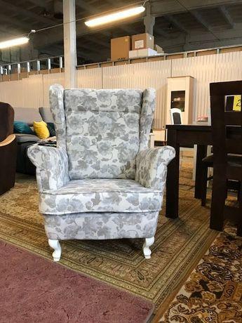 Fotel Uszak od producenta, komfortowy, sprężynowy, od ręki!