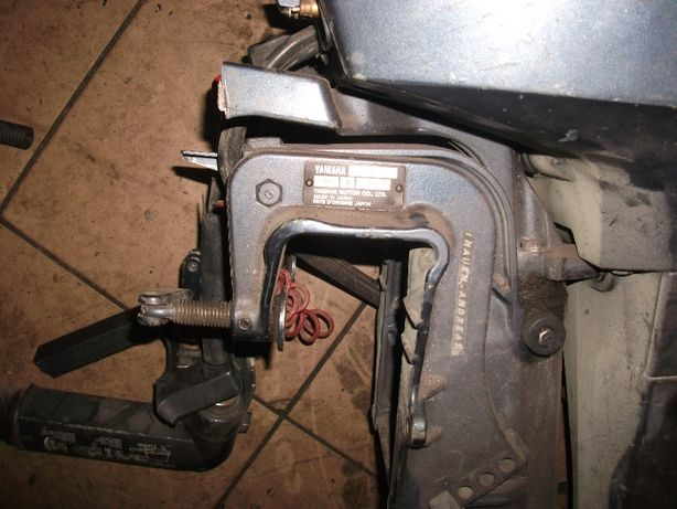 Silnik zaburtowy Yamaha F6BEM