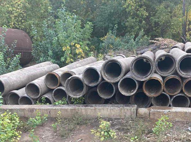 Трубы асбестовые ф 400 мм, б/у, длина 4 метра. В наличии.
