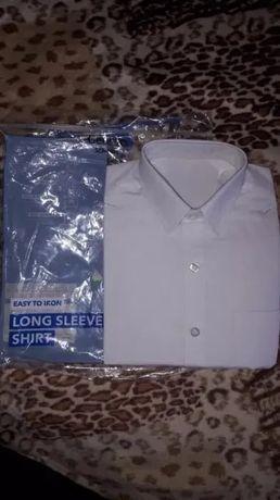Продам белую рубашку George. Новая.
