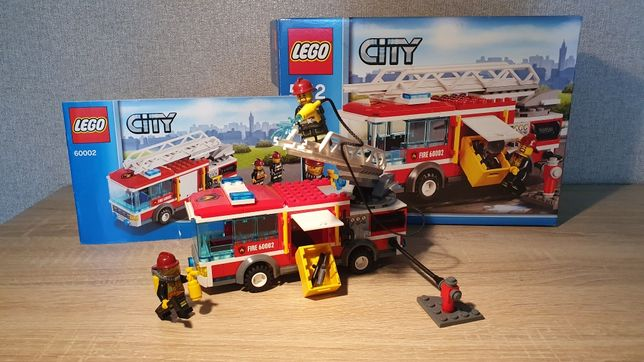 LEGO 60002 Пожарная машина