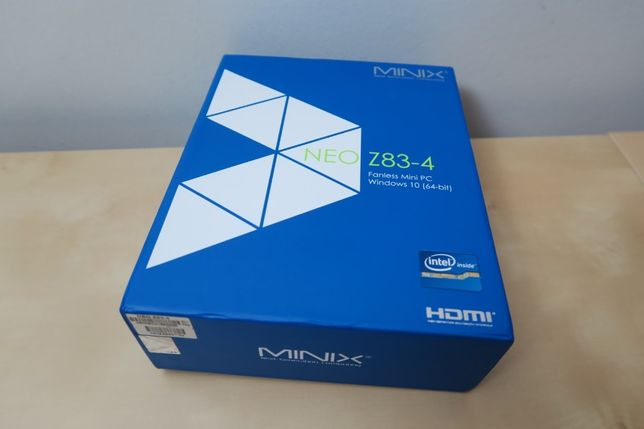 Mini PC MINIX Neo Z83 4