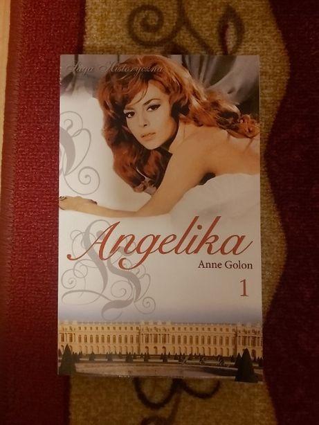 Anne Golon Angelika tom 1