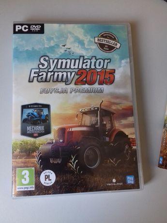 Symulator Farmy 2015 edycja premium Gra PC