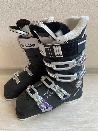 Лыжные ботинки Pure Rossignol 24-24,5р.