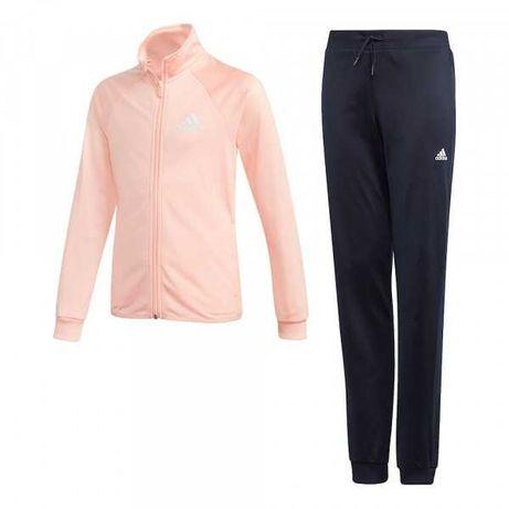 Adidas Closed Hem Спортивный костюм Pink Black 100% оригинал!