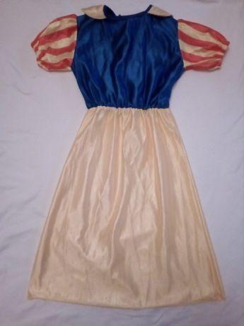 Strój, przebranie, kostium, bal, karnawał 98/104 Królewna Śnieżka