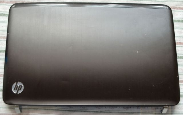 Ноутбук HP Pavilion dv6-6000 по запчастям.