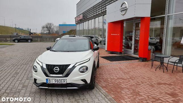 Nissan Juke Bogata wersja N DESIGN, Salon Polska, Auto DEALER REZERWACJA