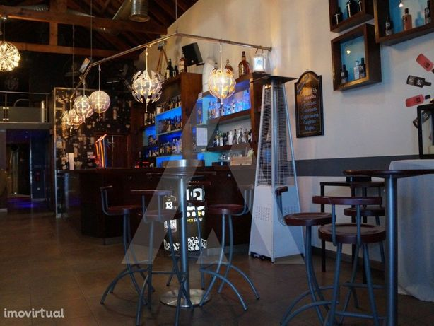 Bar/Club no centro de Aveiro