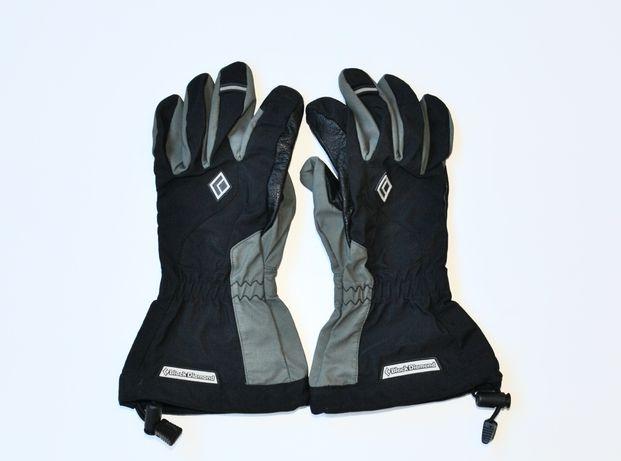 Чоловічі рукавиці для скелелазіння та альпінізму Black Diamond