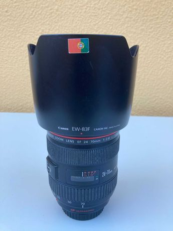 Lente Canon 24-70mm f/2.8 L