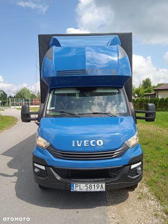Iveco daily  Iveco Daily 3.0 diesel Plandeka 15 EP bezwypadek, serwis, 2018 rok