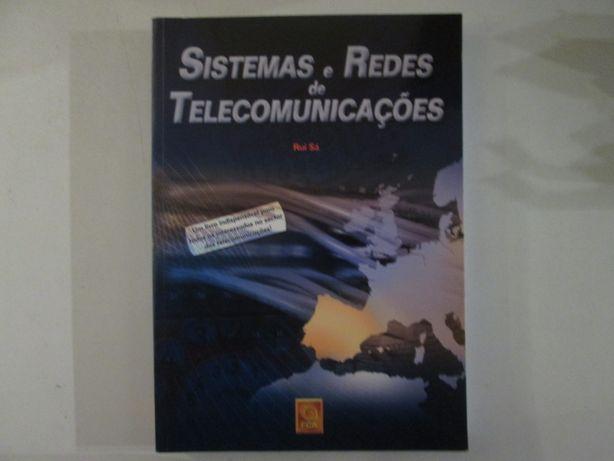 Sistemas e redes de telecomunicações- Rui Sá