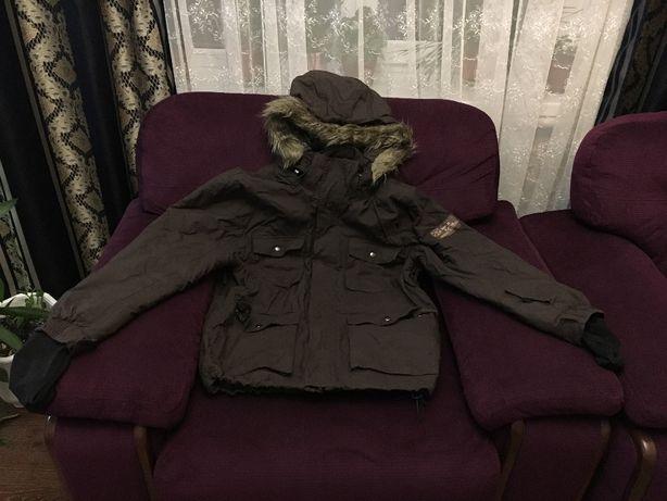 Продам теплую куртку crane лыжная термо куртка crane идеал Немецкая
