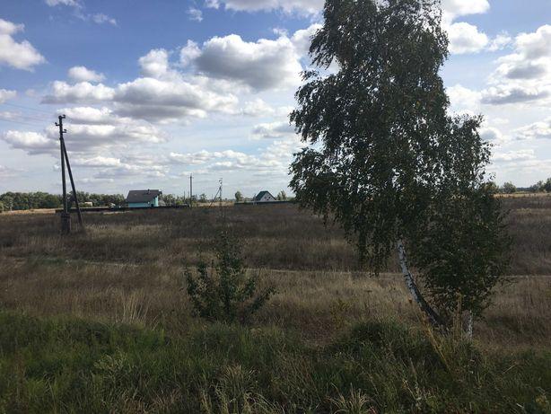 Участок под застройку, с.Сувид 50 км от Киева