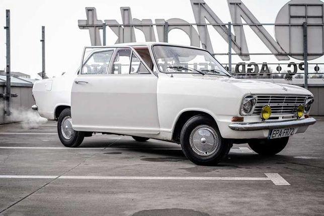 Opel Kadett B 1972 WYNAJEM, samochód zabytkowy na ślub, film, teledysk