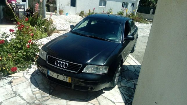 Audi a6 1.9 tdi 110cv