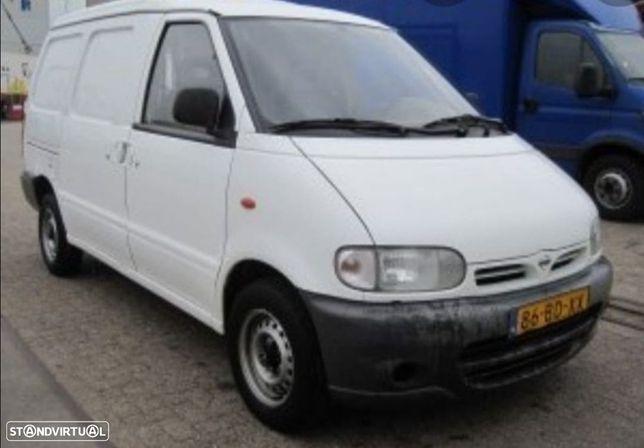 Nissan Vannete 2.3 d cargo 1998 para peças