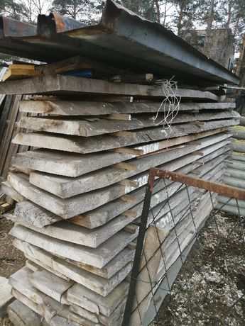 drewno dębowe i jesionowe, akacja
