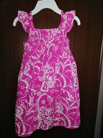 Новое яркое платье Gymboree на девочку 3-4 года! 100% хлопок