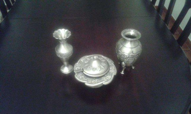 Conjunto de 3 peças Decorativas