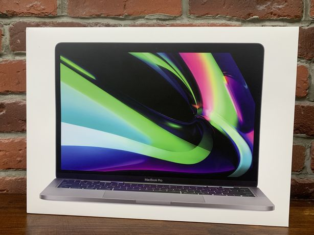 Apple MacBook Pro M1 Space Gray 8gb/256ssd MYD82! Гарантия от МАГАЗИНА
