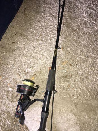 Cana de pesca mitchell e outras
