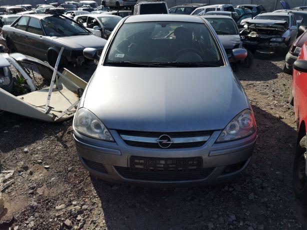 Opel Corsa C lift,1,3 DTI, 51 kW,145000 km,2006r-na części