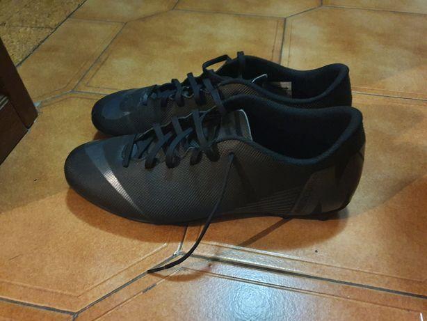 Chuteira Nike Mercurial Preta 46 (original)
