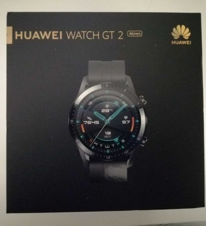 Sprzedam nowy zapakowany smartwatch Huawei watch GT 2 46mm SPORT !