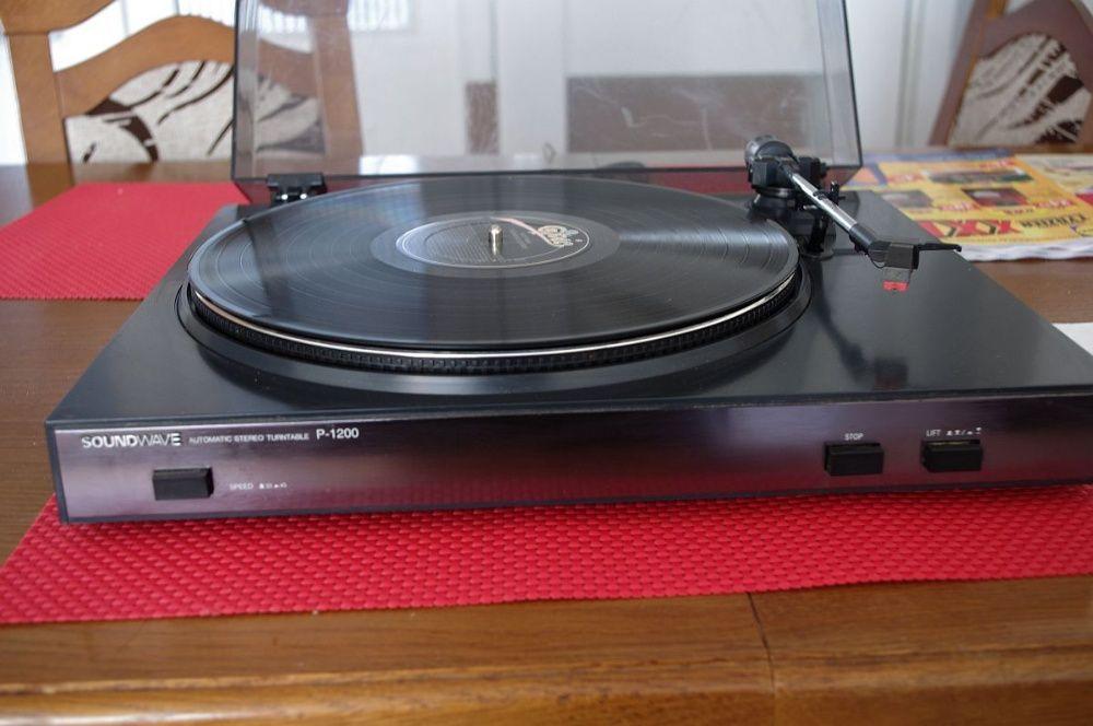 Gramofon SoundWave P 1200 Made in Germany. Kraków - image 1
