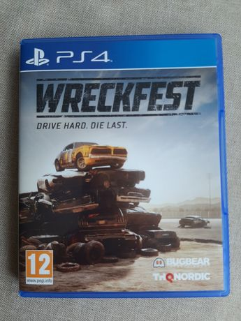 Gra Wreckfers PL PS4