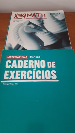 Livro  Matemática A  11º ano