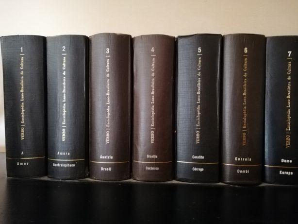 Enciclopédia luso brasileira da cultura séc. XX