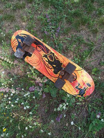 Скейтборд..
