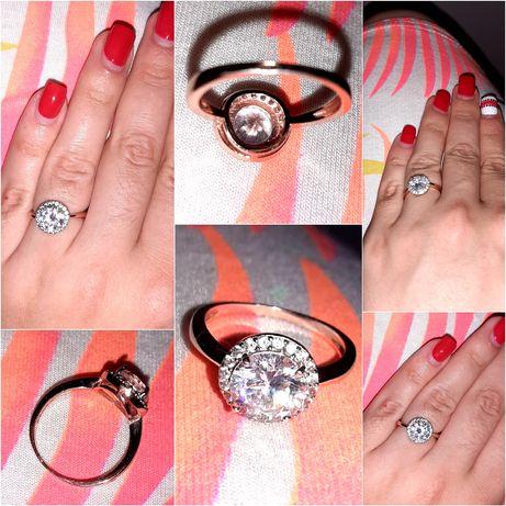 !!! Позолочений срібний перстень 925 проби !!!