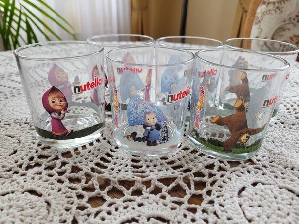 Sprzedam szklanki dla dzieci