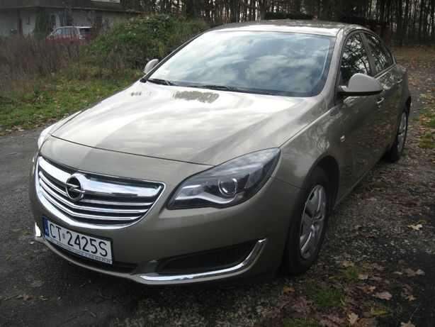 Opel Insignia, sedan, rok prod. 2015 r. 2,0 DI właściciel, salon Polsk