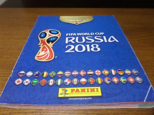 Vendo Cromos De Futebol Do Mundial Russia 2018