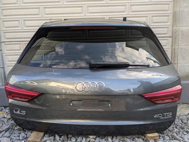 Audi Q3  2019 года кришка ляда крышка багажника