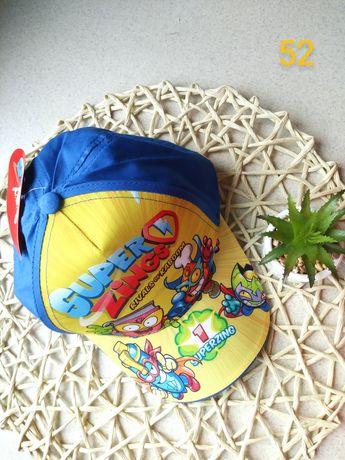 Super Zings czapka z daszkiem nowa
