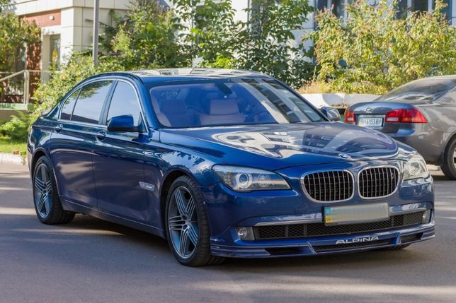 BMW Alpina B7 Biturbo 600л.с. 4.4.л. 2010. Собственник.
