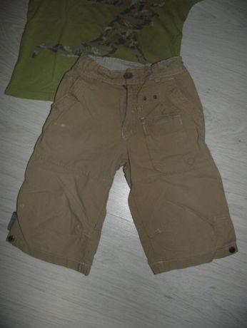 Наши фирменные шорты на 4-6 лет одним лотом