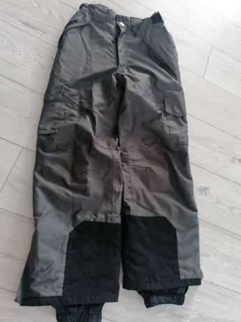 Spodnie zimowe narciarskie kappahl 134