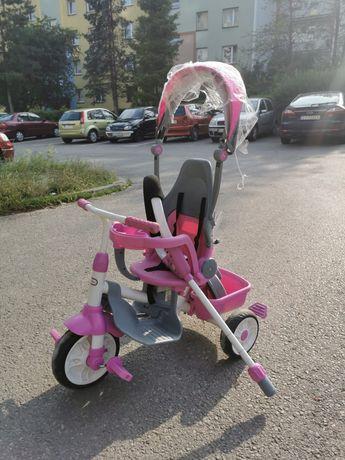 Little Tikes - rower - rowerek trójkołowy - różowy - 4w1