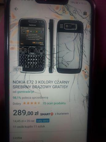 Stara dobra Nokia chrom e72