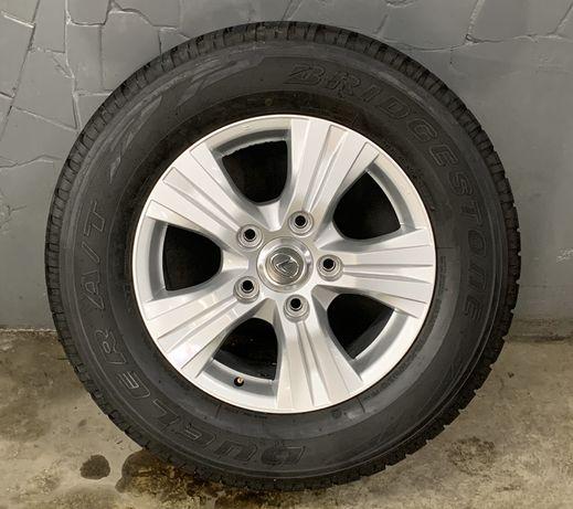 285/60 R18 Bridgestone Lexus LX