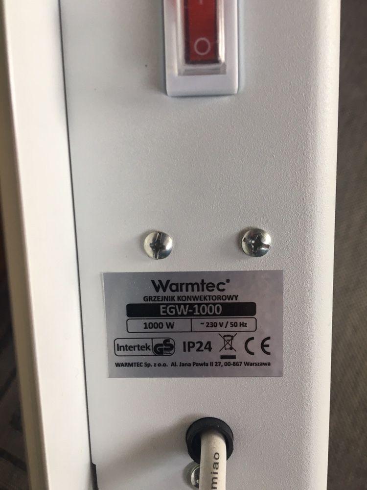 Grzejnik elektryczny Wi-Fi