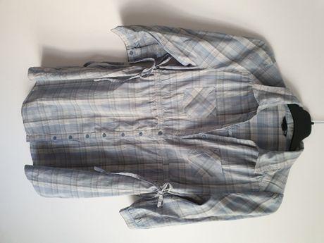 Bluzka koszulowa koszula ciążowa H&M Mama L (40)